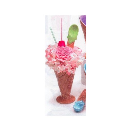 "Our ""Ice Cream Cone"" Bouquet"