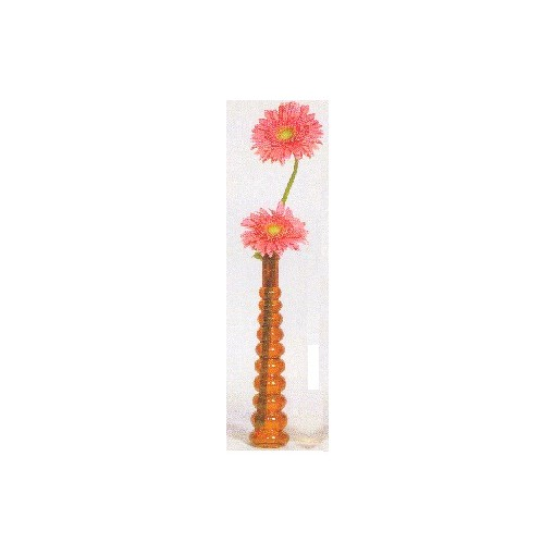 "Our ""Two Cool"" Gerbera Vase"