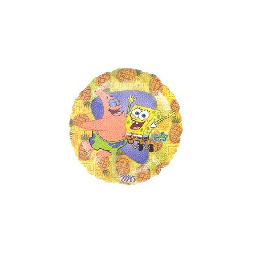Sponge Bob Mylar Balloon