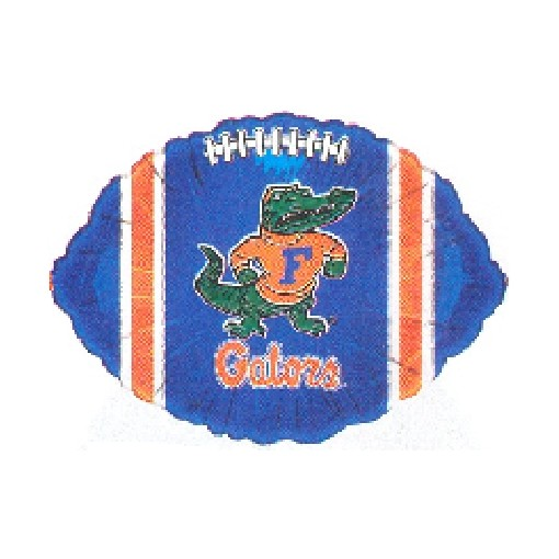 """Florida Gators"" Mylar Balloon"