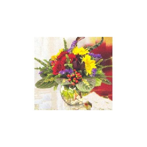"""""""Jungle King"""" Bouquet"""