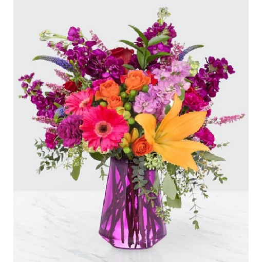 "Our ""Vibrant Vibes"" Bouquet"