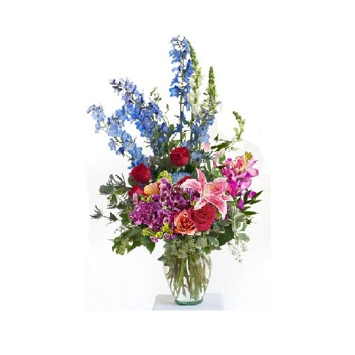 "Our ""Rainbow Springs"" Bouquet"