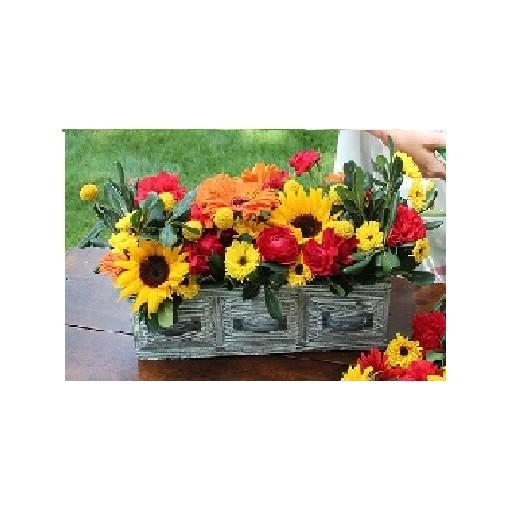 Fall Vintage Charm Bouquet