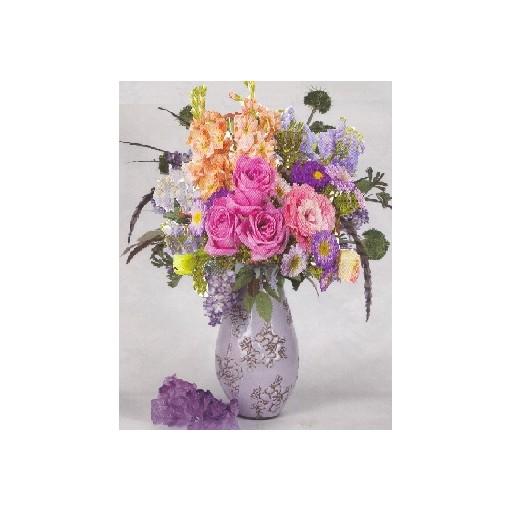 """""""Lavender Springs"""" Bouquet"""