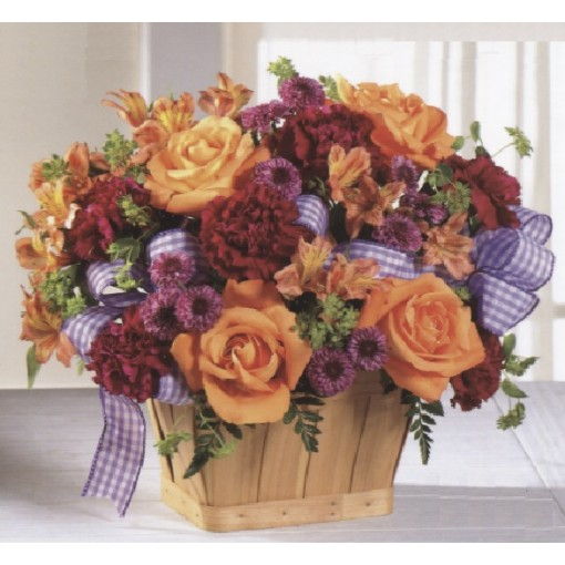 """Our """"Three-Part-Harmony"""" Bouquet"""