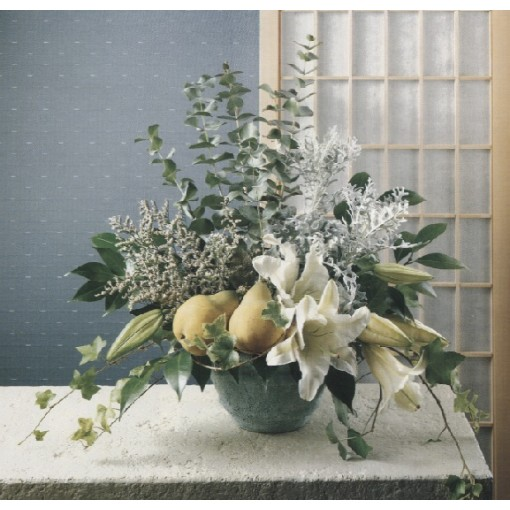 "Our ""Winter Whisper"" Bouquet"