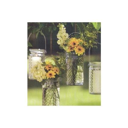 FloraDora # 7 - Southern Comfort Bouquet