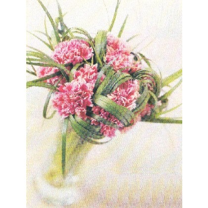 Best Bundle of Carnations Bouquet