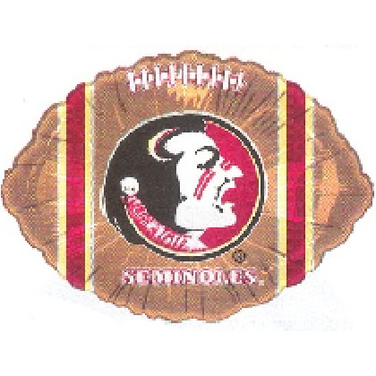 """Florida State Seminoles"" Mylar Balloon"
