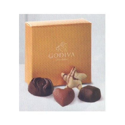 GODIVA Signature Ballotin Box