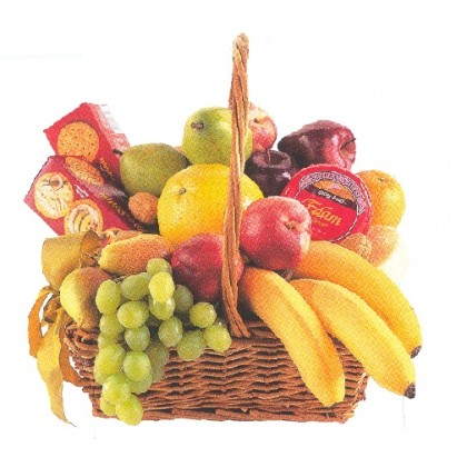 Our Classic Fruit and Gourmet Basket
