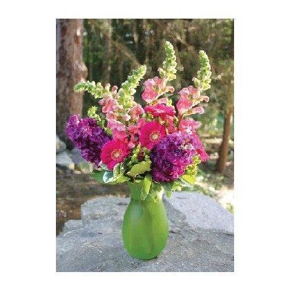 "Our ""Bella Blooms"" Vase Arrangement"