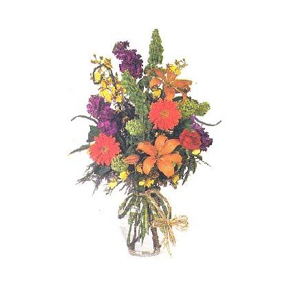 "Our ""Love Me, Love Me Knot"" Bouquet"