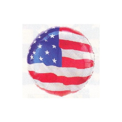 Patriot Flag Balloon