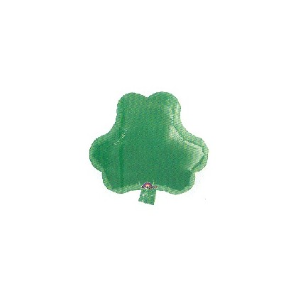 Shamrock Mylar Balloon