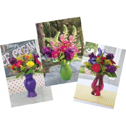 """Maggie Mae"" Spring Vase"