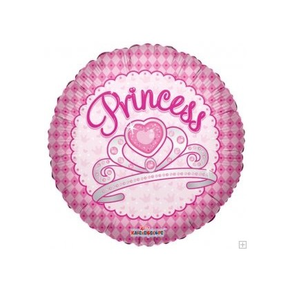 """Princess"" Mylar Balloon"