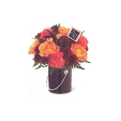 """""""Splash of Halloween"""" Bouquet"""