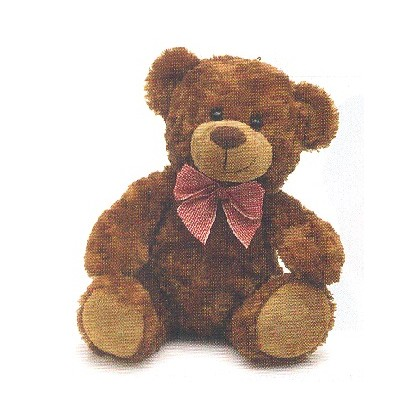 """Steven"" Brown Teddy Bear"