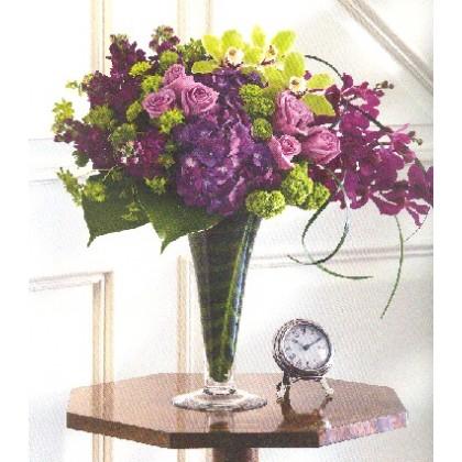 """Your Majesty"" Floral Sensation"