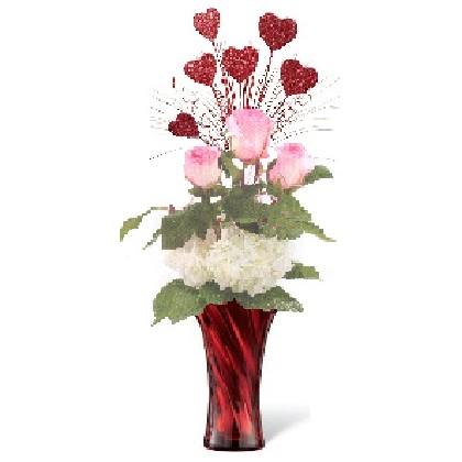 """Our """"Seventh Heaven"""" Bouquet"""