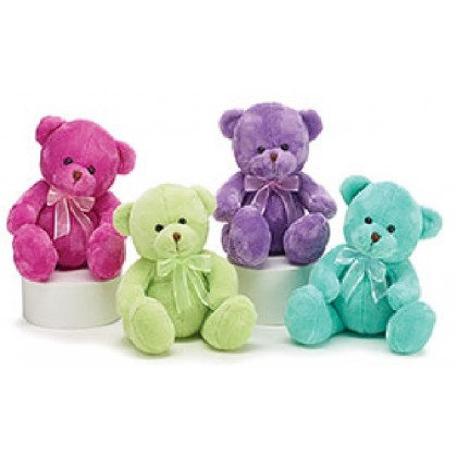 Sherbert Plush Teddy Bears