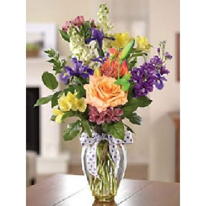 Florida Floral Artisan Bouquet