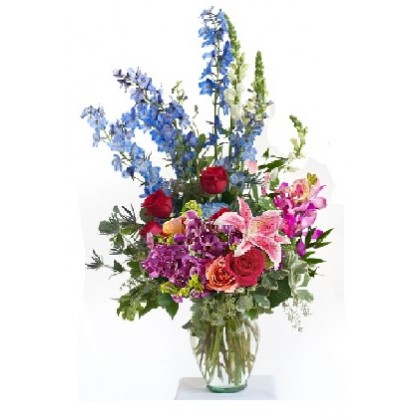 """Our """"Rainbow Springs"""" Bouquet"""