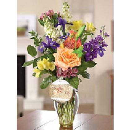 """Our """"Vitamin Sea"""" Bouquet"""