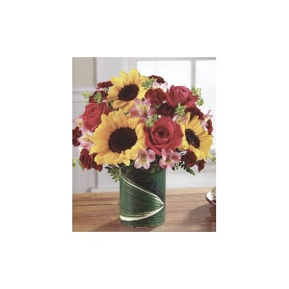 Fresh Outlooks Bouquet by FTD