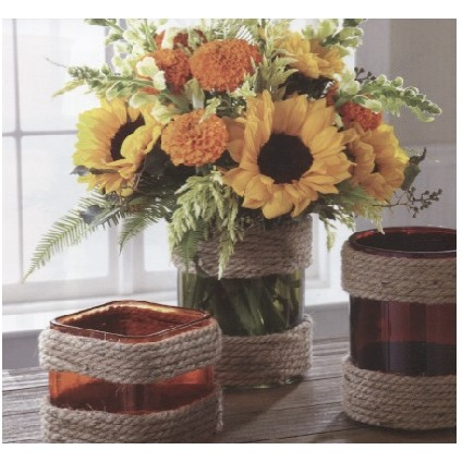 Homespun Harvest Bouquet