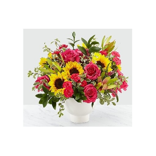 Fresh Beginnings Bouquet by FTD