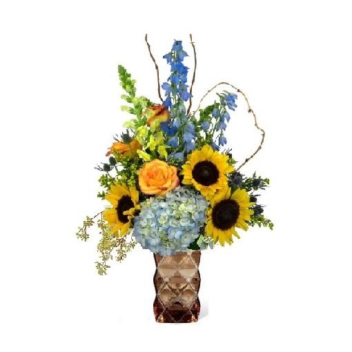 Our Bronze Beauty Bouquet