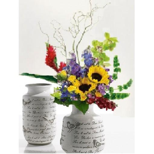 """A Songbird Serenade"" Vase Arrangement"