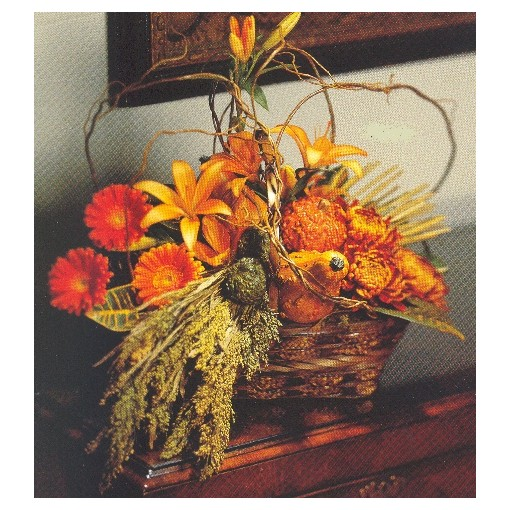 Awesome Autumn Basket