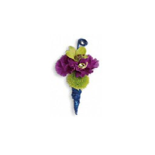 """Boutonniere - """"Evening Electric"""" Mixed"""