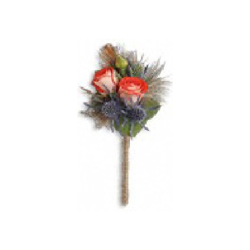 "Boutonniere - "" West Boho"" Mixed"