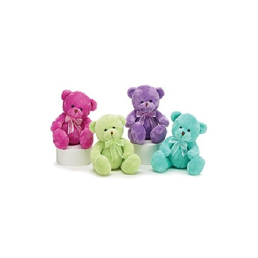 Colorful Sherbert Teddy Bears