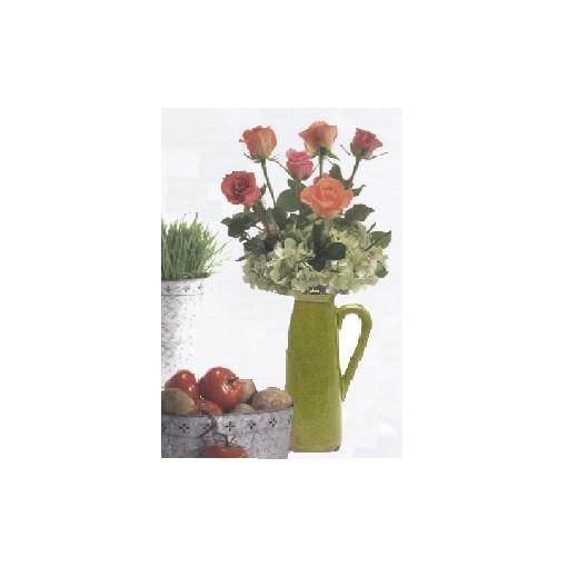 FloraDora # 1 - Farm Chic Charm Bouquet