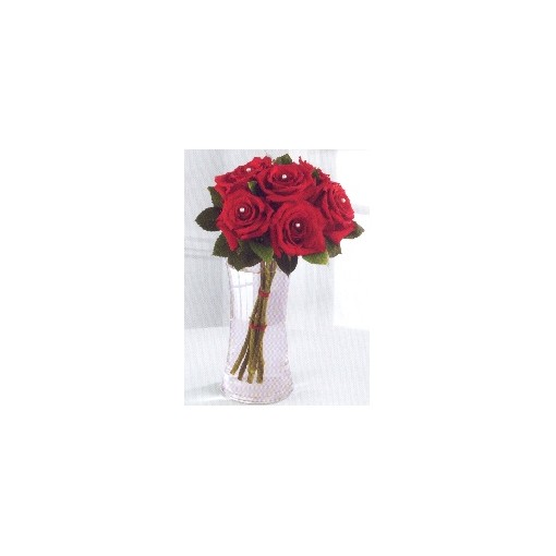 """Our """"Bling Me Love"""" Bouquet"""