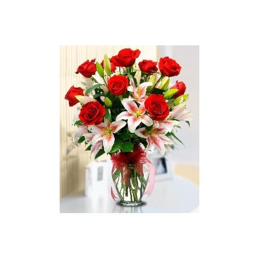 "Our ""My Fair Lady"" Bouquet"