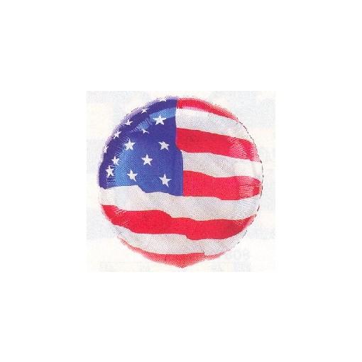 Patriot Flag Balloon