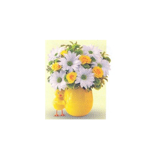 """My Chickadee"" Bouquet by Teleflora"