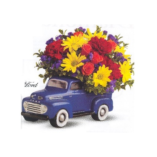 '48 Ford Pickup ROUND-VERSION Bouquet