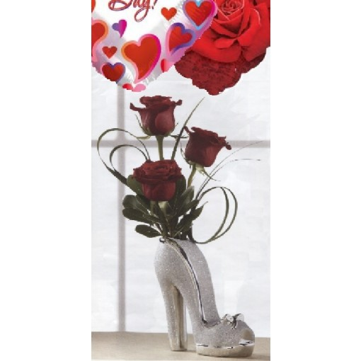 """""""From your Prince Charming"""" Rose Bouquet"""