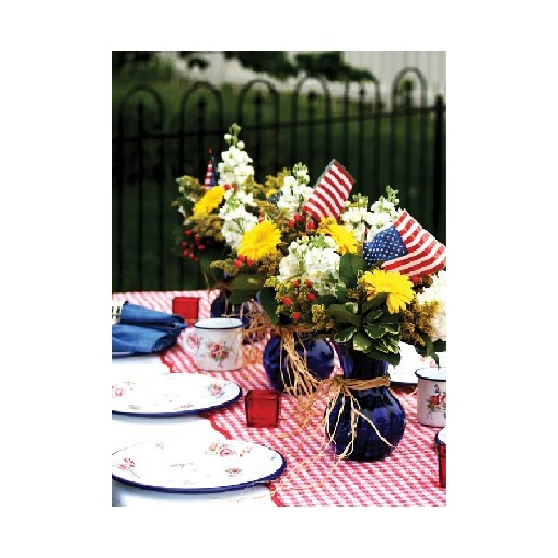 """Summer Picnic"" Bouquet"