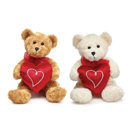 "ADD:  ""Heart-Pillow"" Teddy Bears"