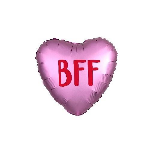 """BFF"" Best Friends Forever Mylar Balloon"