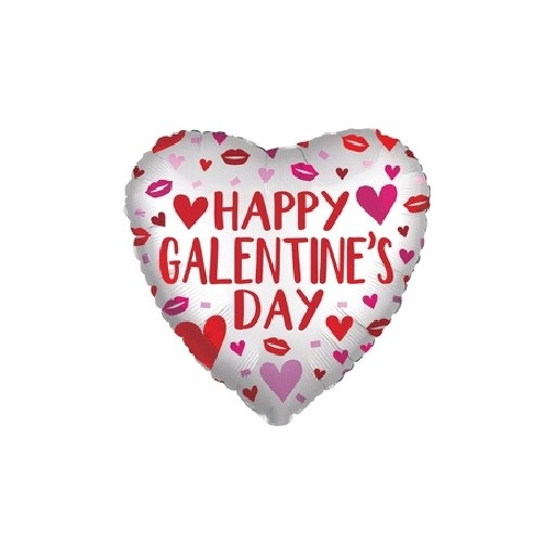 """Happy Galentine's Day"" Mylar Balloon"